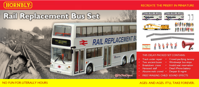 Easter Replacement Buses