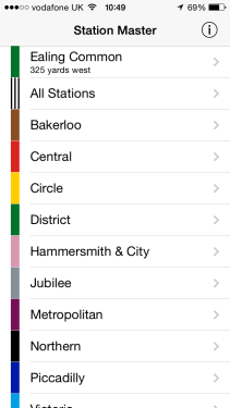 Locate your nearest station!
