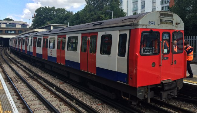 C-Stock at Ealing Common