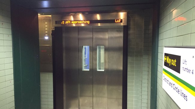 Gloucester Road Lifts